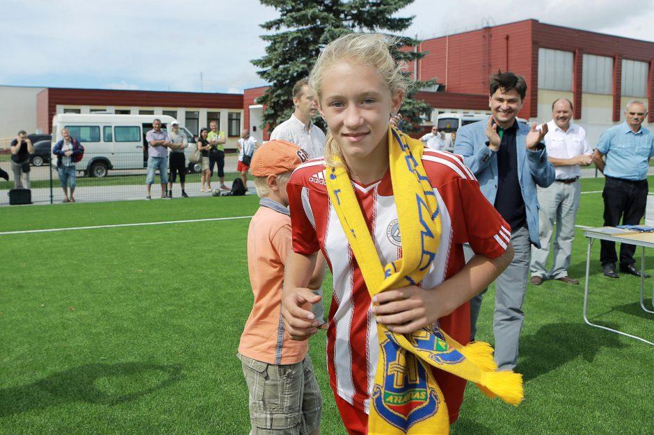 Futbolo mokyklos direktorių taurė liko Klaipėdoje