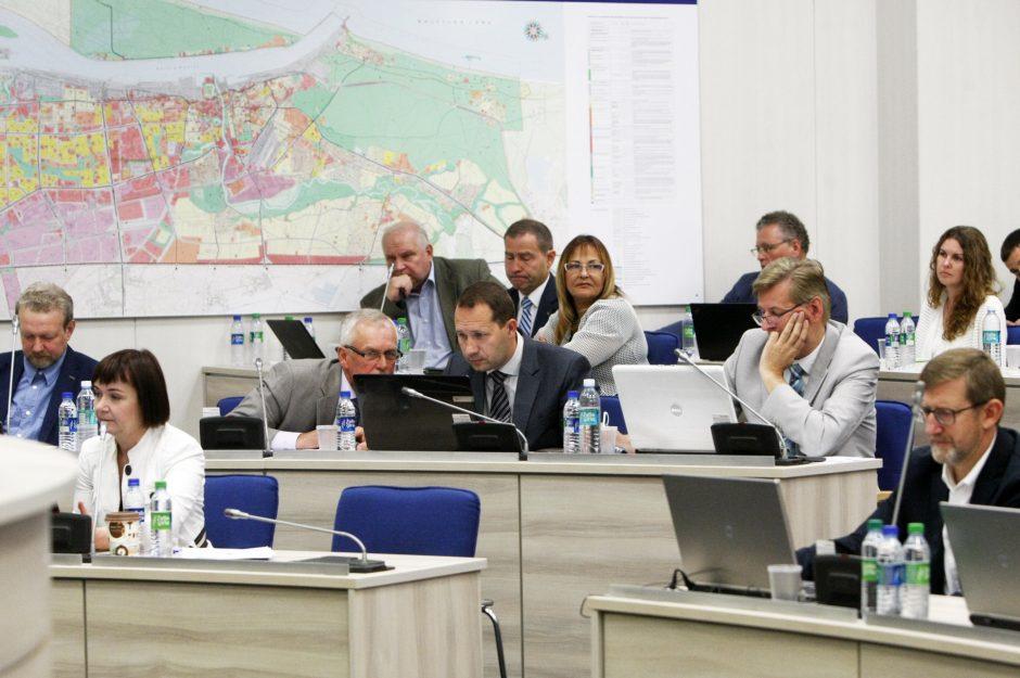 Uostamiesčio valdžia nepalaikė išorinio uosto idėjos