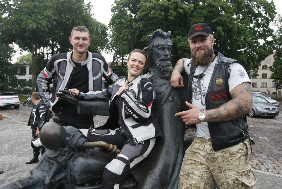 Po kelionės aplink pasaulį – į Klaipėdą