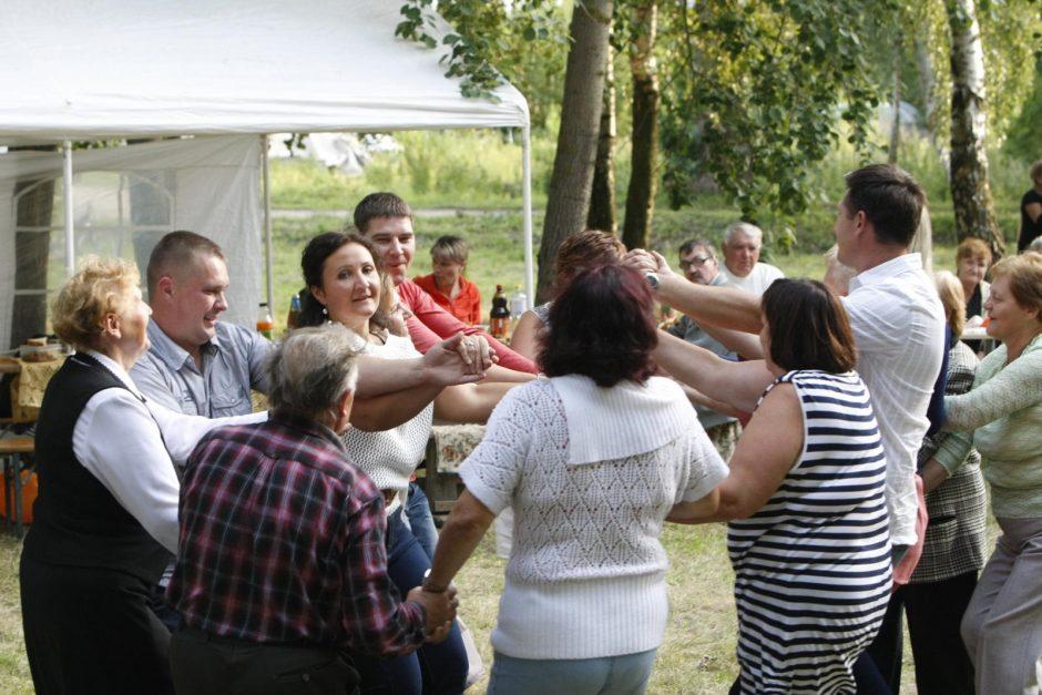 Sendvario seniūnijos šventė Sudmantuose