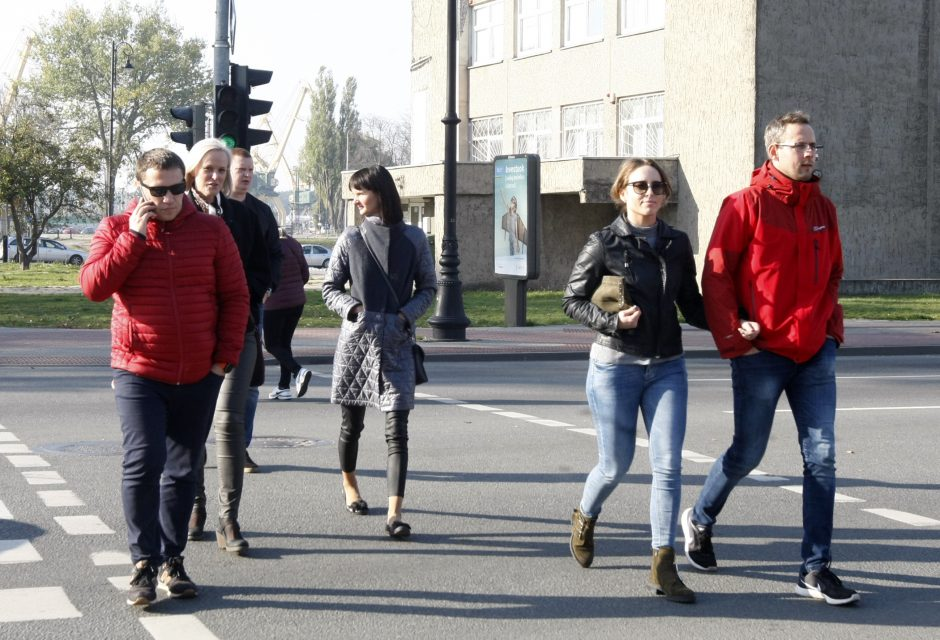 Spalio 19-oji Klaipėdos diena