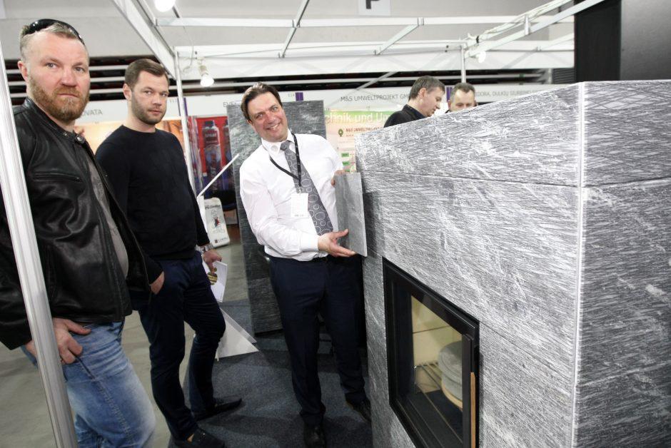 Klaipėdoje – energetikos ir statybų verslo paroda