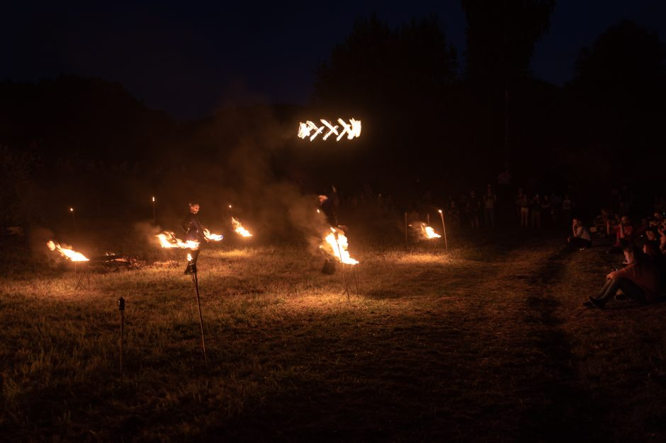 Naktigonė Kauno tvirtovės I forte