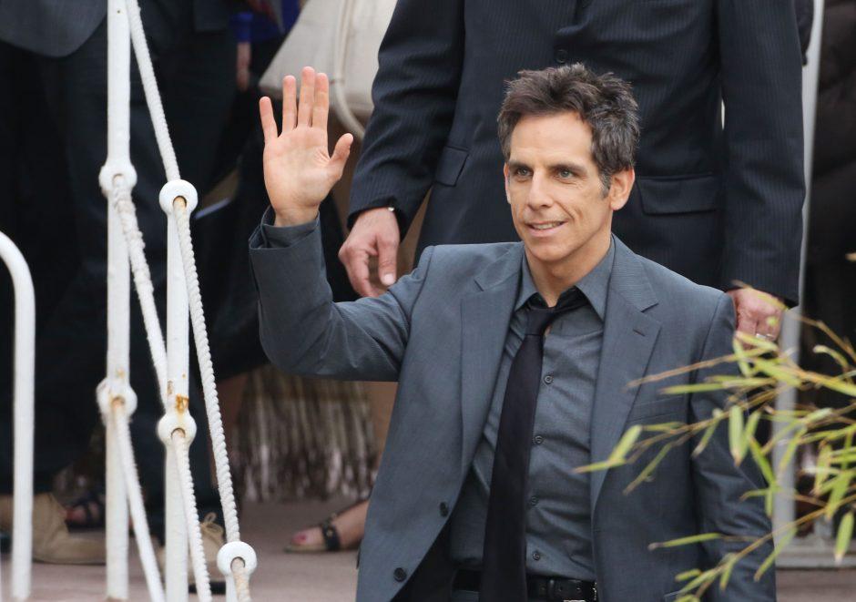 Režisieriaus ir aktoriaus B.Stillerio filmas debiutuos Niujorko kino festivalyje