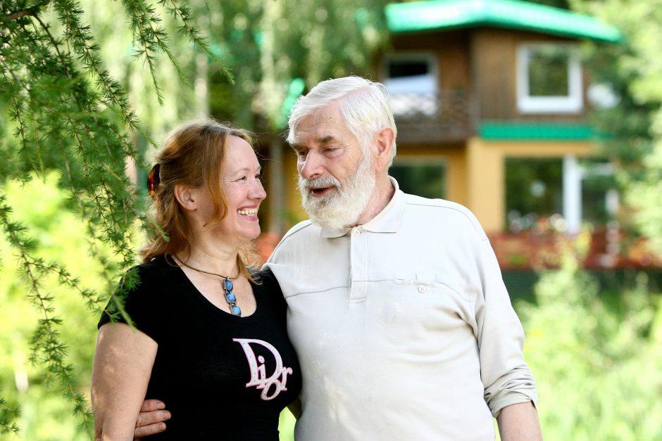 Golfo krikštatėviu Lietuvoje vadinamas verslininkas Dievu netiki