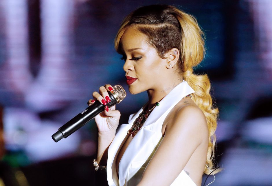 Rihanna laimėjo mūšį su