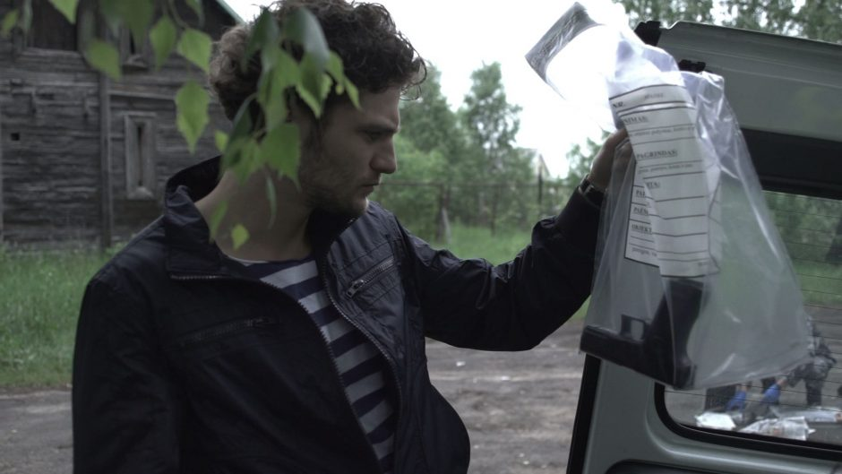 Filmavimo metu susižeidė aktorius Š. Datenis