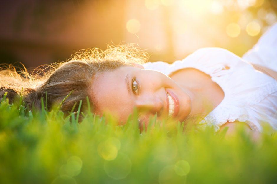 Šypsena padeda tapti laimingesniais