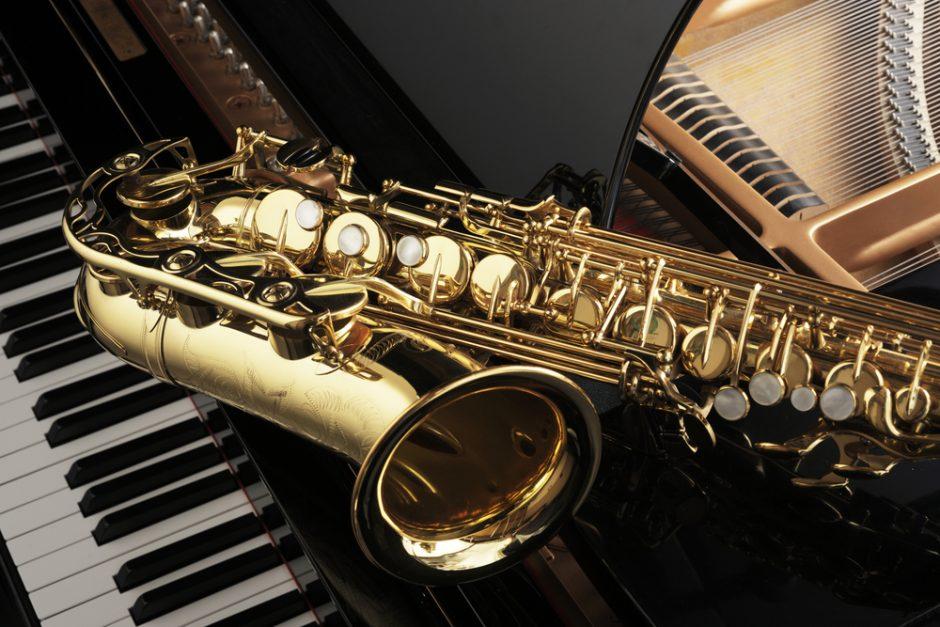 Mirė džiazo klavišininkas G. Duke'as