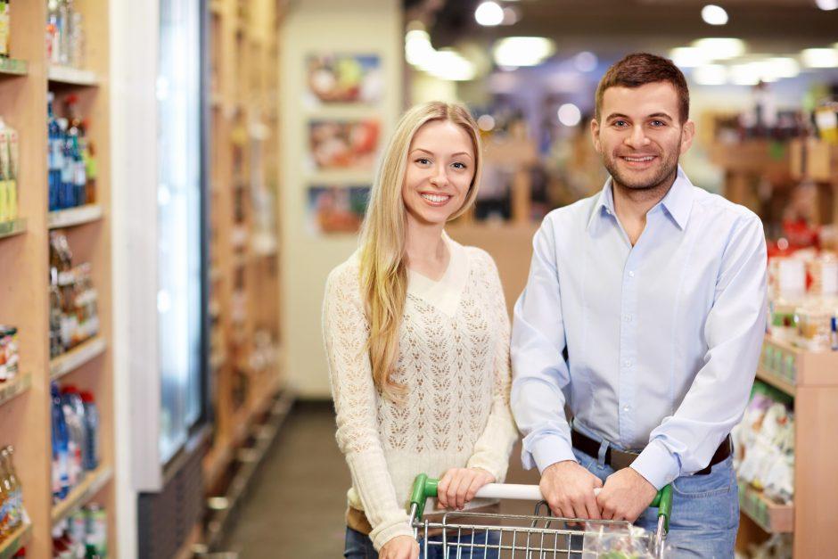 Mokslininkai: vyrai apsipirkinėjimą ištveria tik pirmas 26 minutes