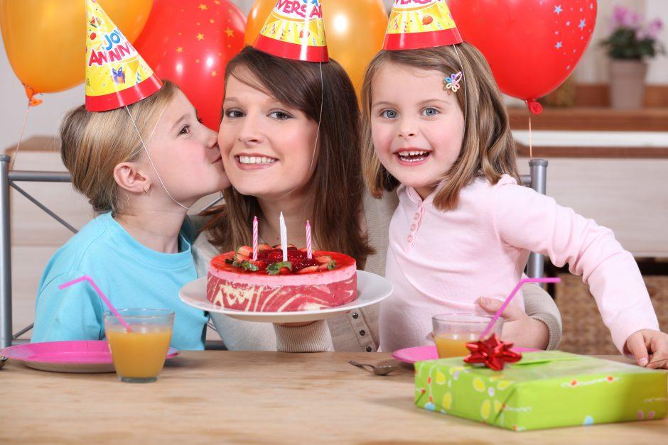 """Sudainavus """"Su gimimo diena"""" tortas tampa skanesnis"""