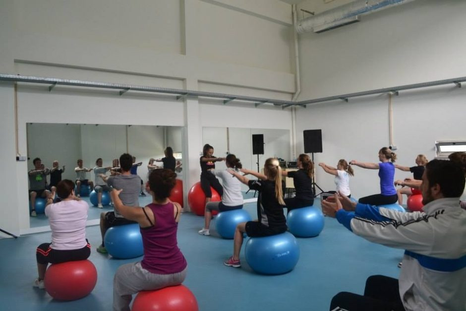Sveikatą stiprinančio fizinio aktyvumo specialistams atsiveria vis daugiau galimybių