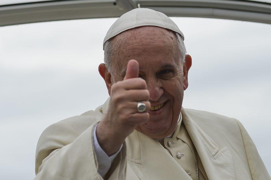Katalikams patinka popiežius, bet Bažnyčios mokymas - ne