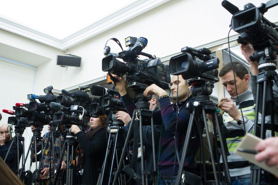 Seime – diskusija dėl žiniasklaidos laisvės