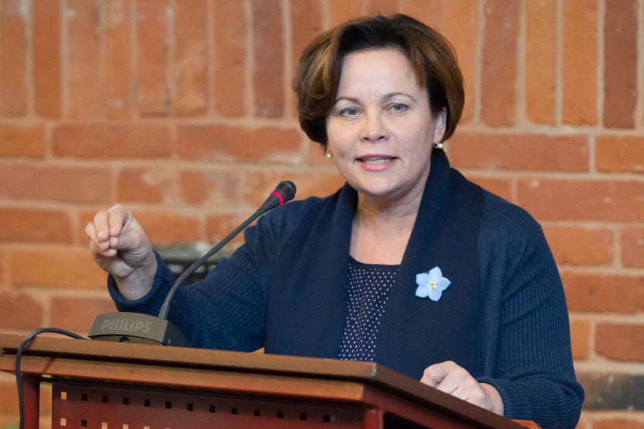 R. Juknevičienė pradeda vadovauti NATO Parlamentinei Asamblėjai