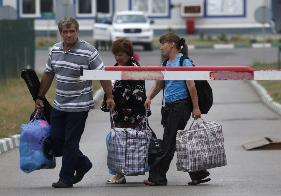 Ukrainiečiai Lietuvoje: niekas nesakė, kad bus lengva
