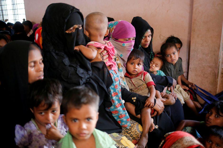 Ispanijos Aukščiausiasis Teismas paliepė Madridui priimti daugiau pabėgėlių