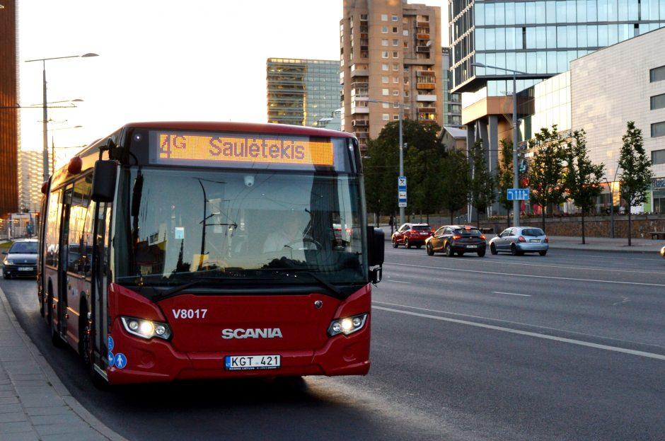 Keisis greitojo 4G autobusų maršruto tvarkaraščiai