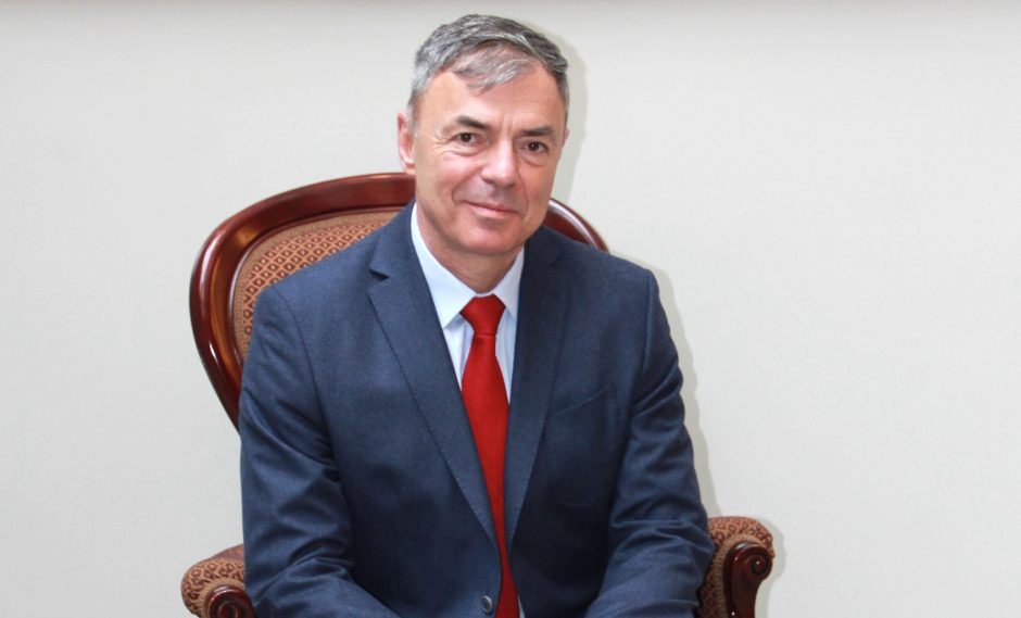 Buvęs Bulgarijos švietimo ministras taps EHU rektoriumi