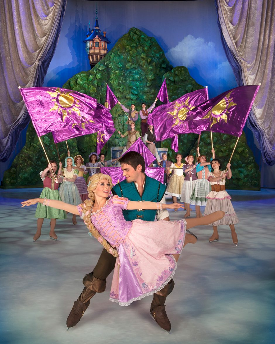 """Skelbiamas papildomas """"Disney On Ice"""" šou """"Stebuklinga ledo pasaka"""""""