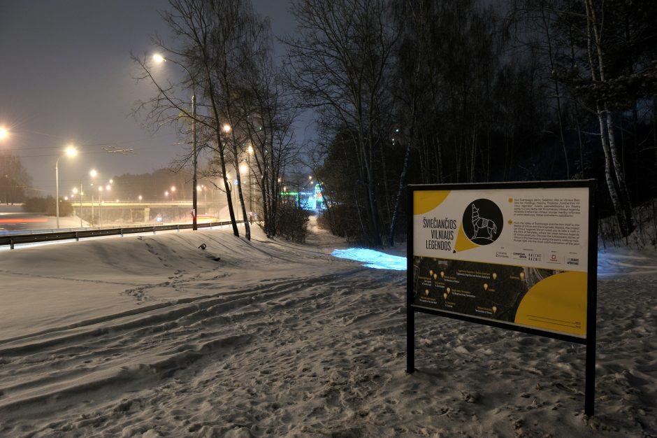 Sostinės Pasakų parke unikaliai atgimė Vilniaus legendos