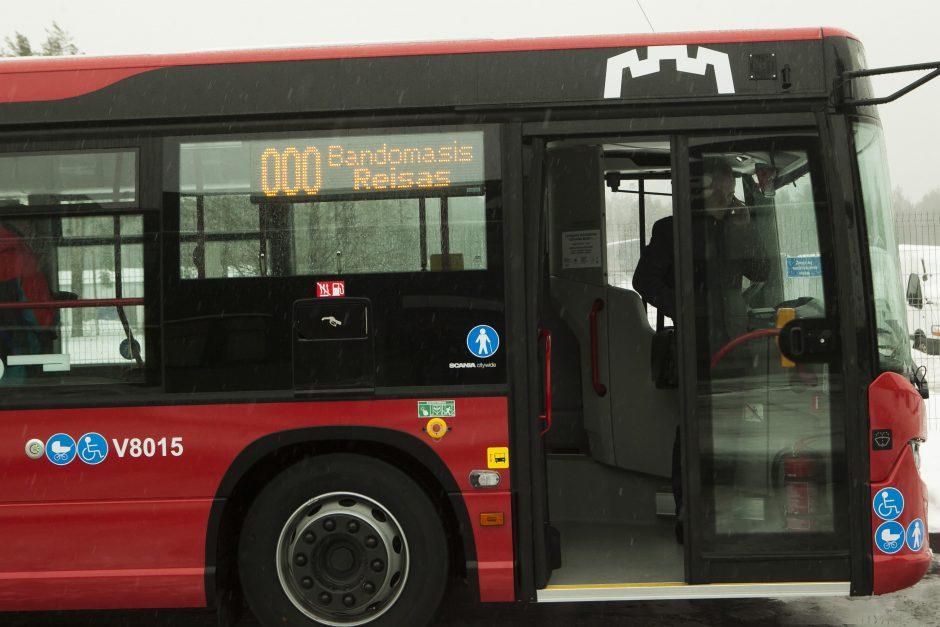 Vilniaus gatvėse – 50 naujų švediškų autobusų