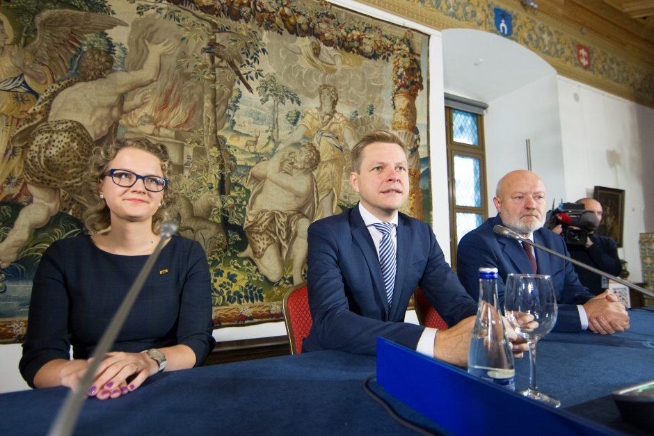 Politologas: Liberalų sąjūdis įsitvirtino Lietuvos politikoje
