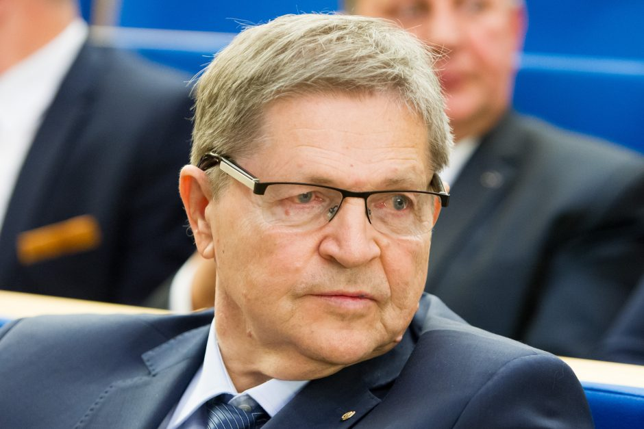 E. Jovaiša sutinka: naujojoje VLKK yra pasitikėjimo stoka siūlomu vadovu