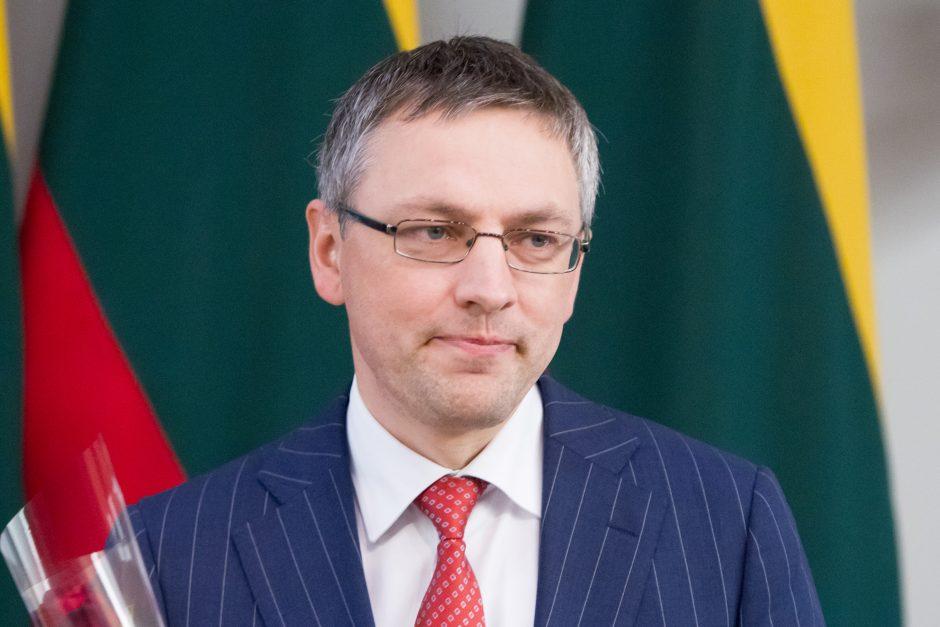 """""""MG Baltic"""" Seimo etikos komisijai skundžia V. Baką ir R. Juknevičienę"""