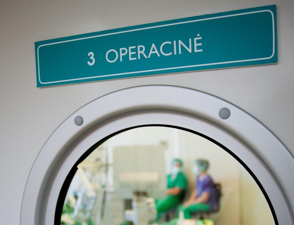 Chirurgas pripažintas kaltu dėl operacijos metu mirusio ligonio
