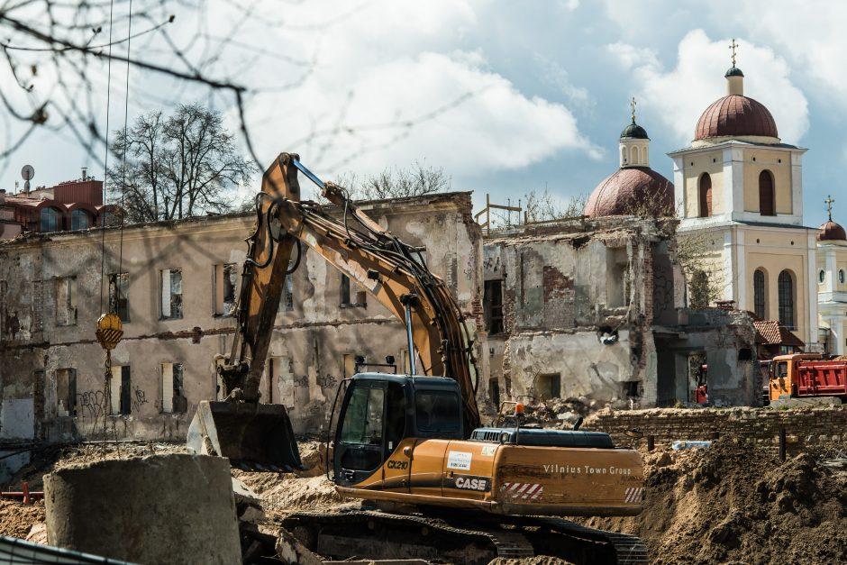"""Teismas nutraukė bylą dėl """"Misionierių sodų"""" statybos leidimo"""