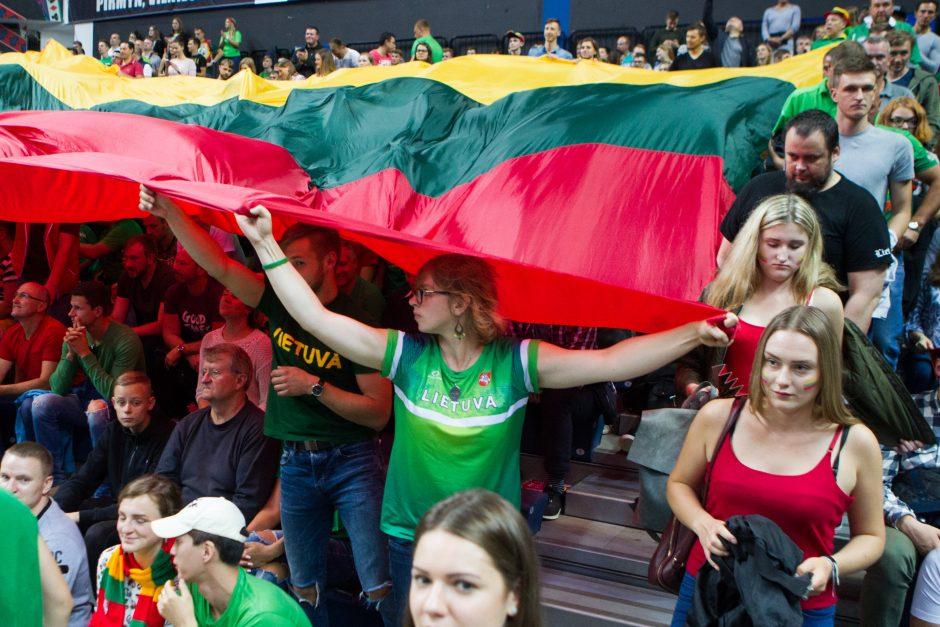Per krepšinio čempionatą lietuviai šluoja raminamuosius ir migdomuosius