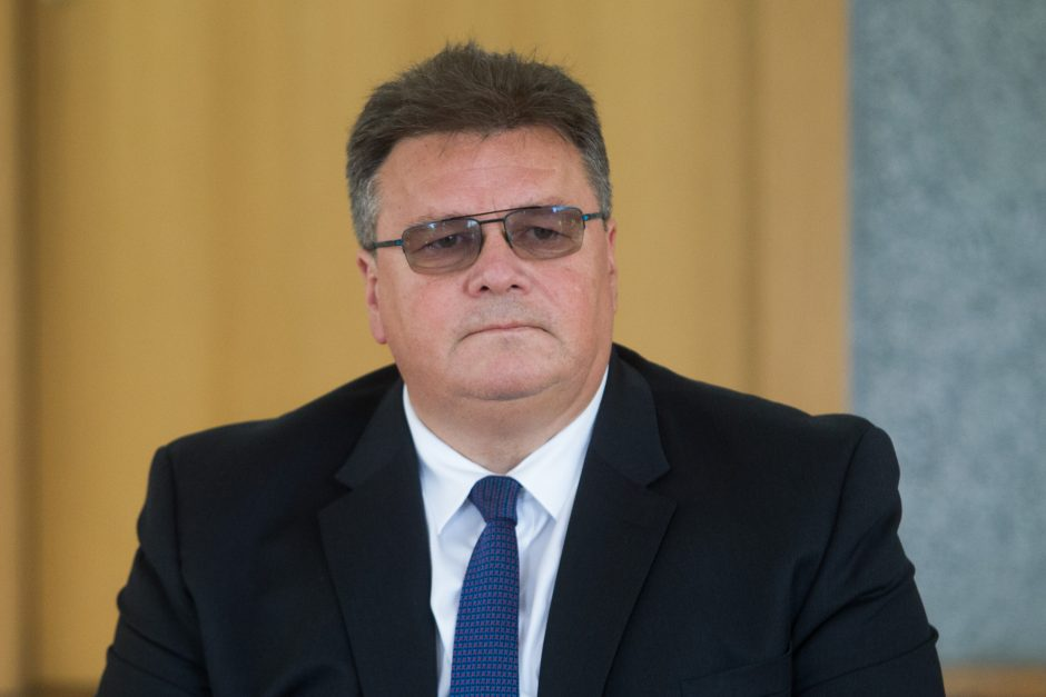 Ministras: Baltijos šalys prašo sustiprinti NATO batalionus oro ir jūrų pajėgomis
