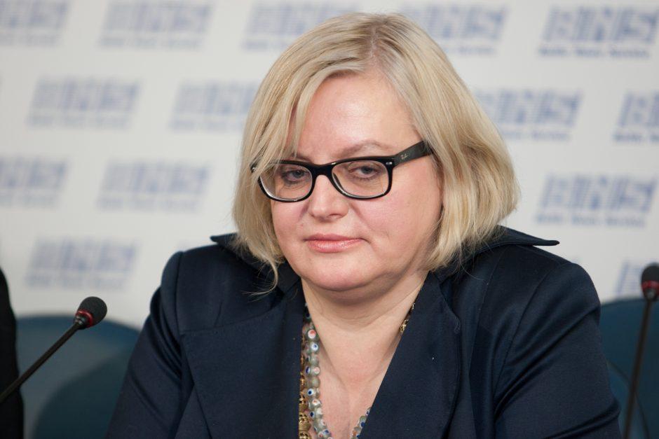 Tirs, ar Lietuvių kalbos instituto direktorė nesupainiojo interesų