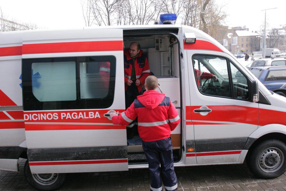 Savaitgalį keliuose sužeista beveik 30 žmonių