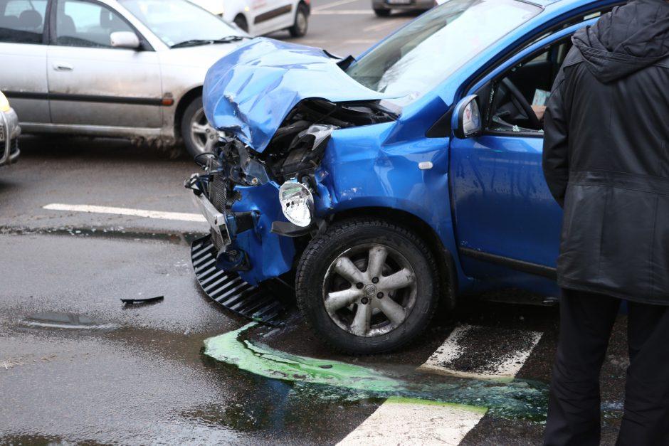 Per savaitę avarijose – du žuvusieji