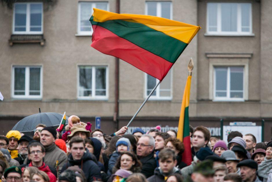 Siūloma 2019 metus paskelbti Pasaulio lietuvių metais
