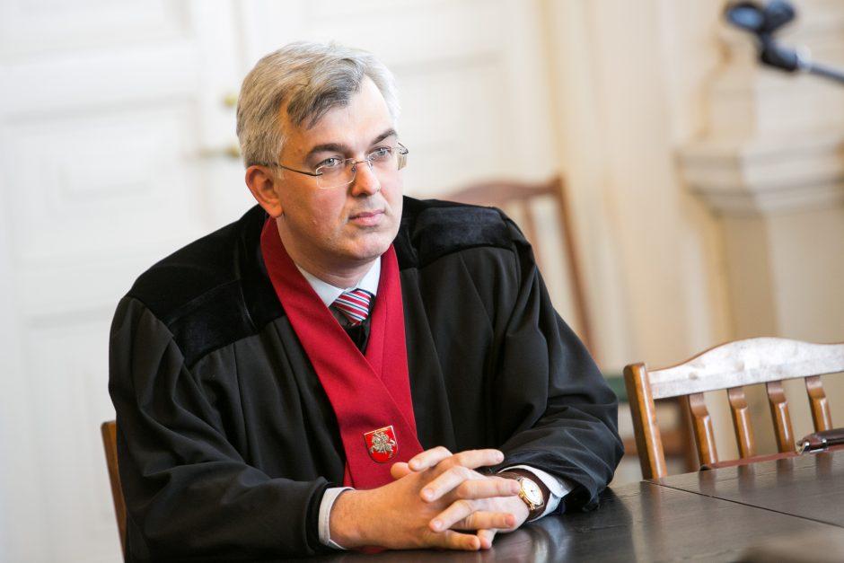 Vilniaus apygardos prokuratūrai pradeda vadovauti J. Laucius