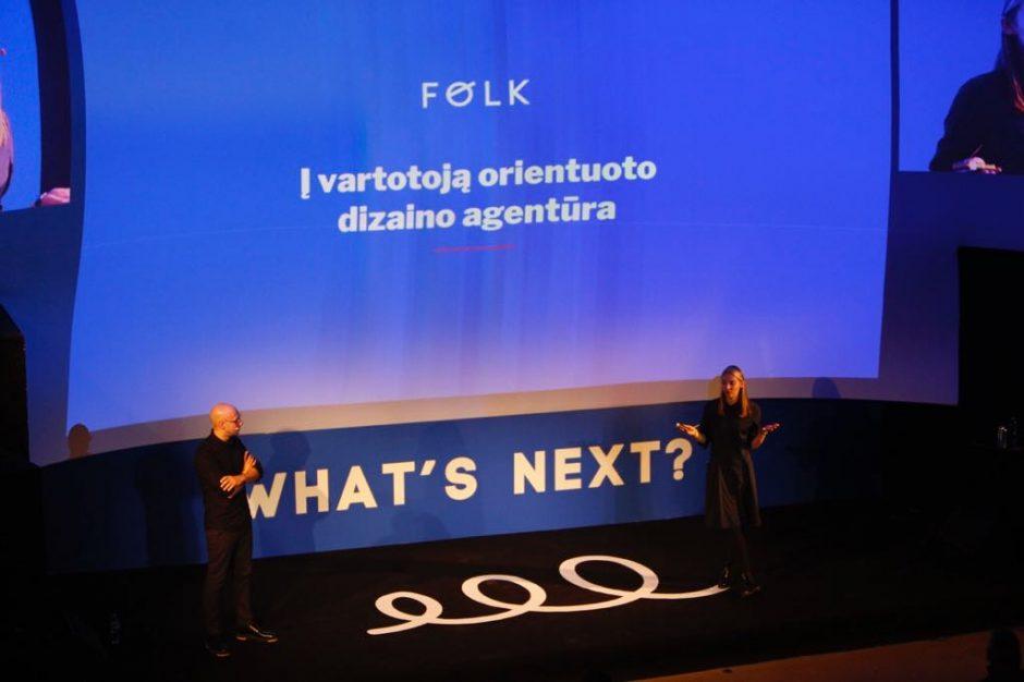 """Prasidėjo kūrybiškumo ir inovacijų konferencija """"What's Next?"""""""