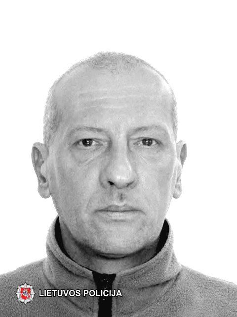Padėkite rasti: vyras išėjo iš reabilitacijos centro Vilniuje ir dingo
