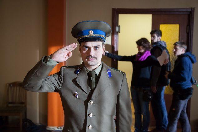 Vilniuje vyksta didžiausias užsienio serialo filmavimas