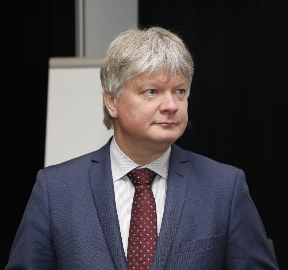 LSDD frakcija dar neapsisprendė dėl ministro K. Navicko