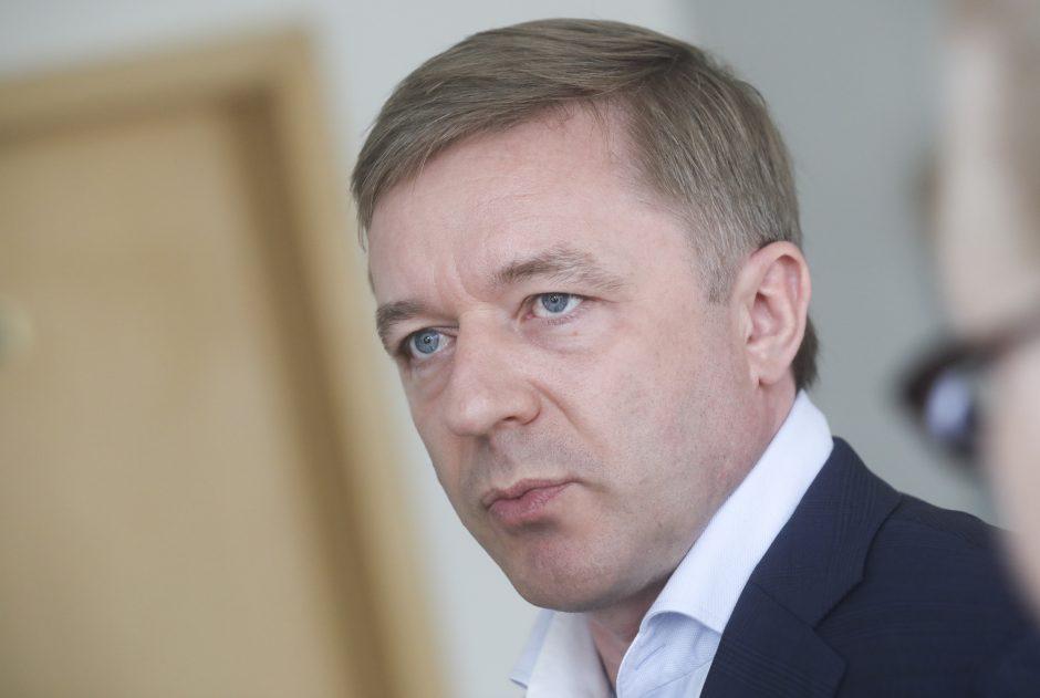 """""""Agrokoncernas"""" dėl ES sankcijų kreipėsi į Užsienio reikalų ministeriją"""