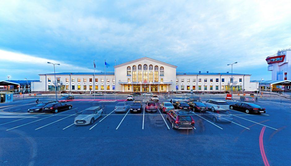 Vilniaus oro uostas įveda naują tvarką dėl taksi