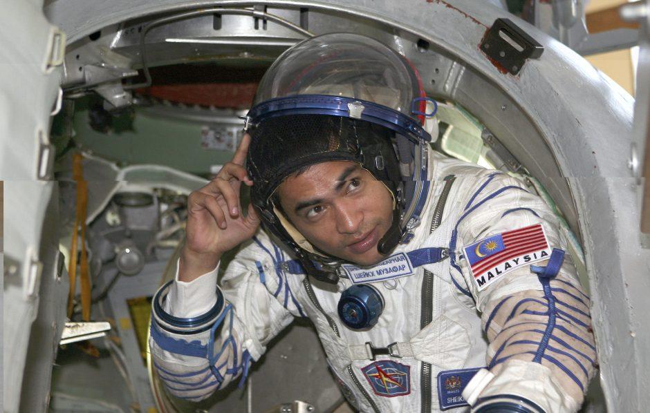 Išleisti nurodymai, kaip kosmose turi elgtis ir melstis musulmonas
