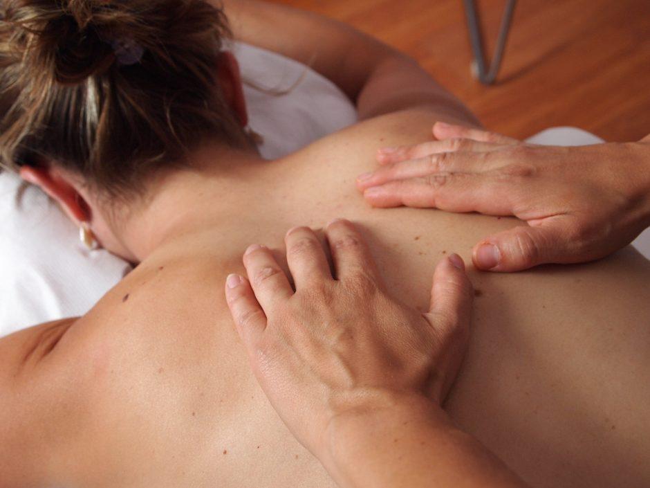 Liekninamasis masažas – tik pagalbinė priemonė metant svorį
