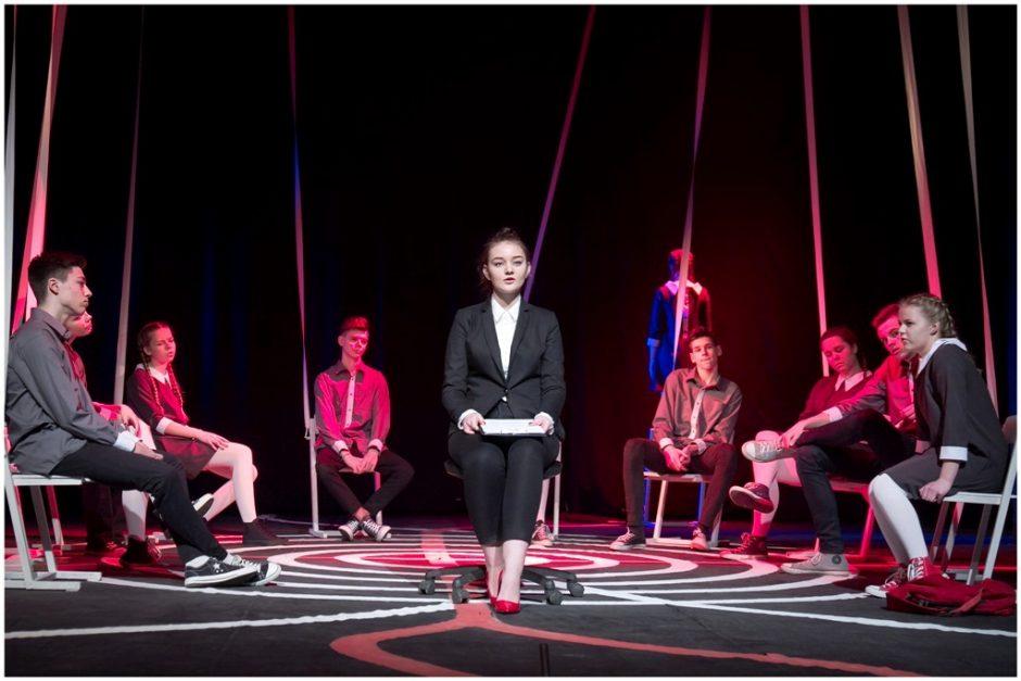 """Festivalis """"Šimtakojis"""" atskleis vaikų teatrų įvairovę"""