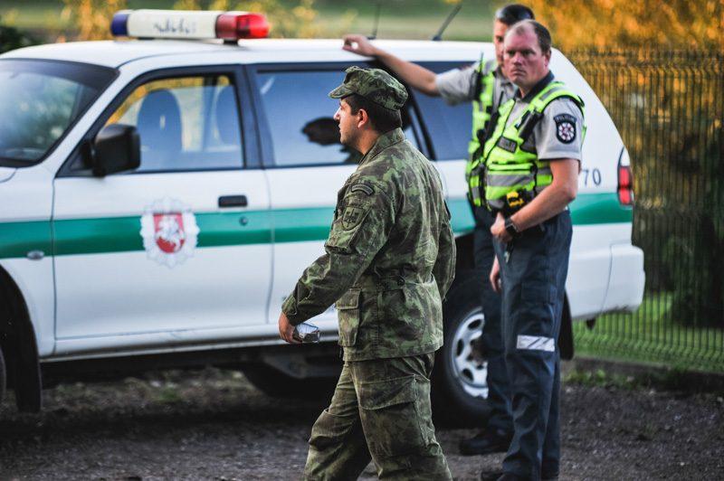 Nemune ties Vaidoto gatve aptikta aviacinė bomba