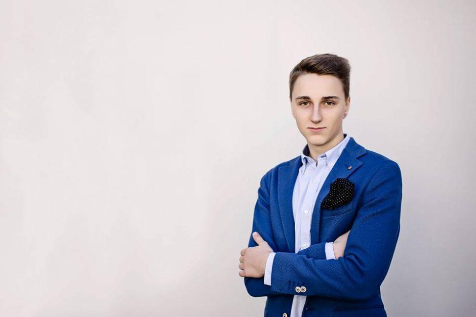 17-likmetis IT verslininkas iš Kauno: teko taisyti ir buvusio Lietuvos rinktinės žaidėjo kompiuterį