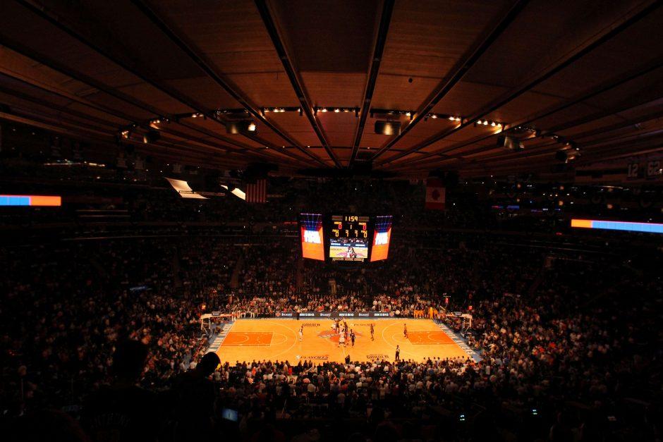 "Legendinei ""Madison Square Garden"" arenai teks išsikelti"
